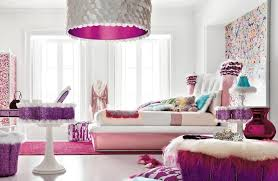glamorous teen girl room ideas with pink and purple bedroom decor