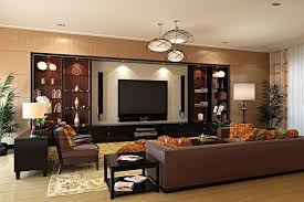 Small Picture Modern Living Room Decoration With Minimalist Lcd Tv Cabinet