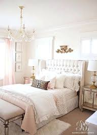 Rose Gold And White Bedroom Rose Gold Bedroom Decor Adorable And ...