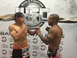 WFC 39  Ryan Moret Vs Vinh Le May 9th,2015 at the Belle Of Baton ...