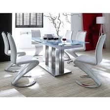 glass table with white chairs extendable black glass table with 4 chairs to dining decor glass glass table with white chairs