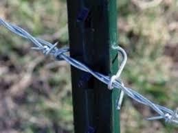 Recinzioni Da Giardino In Metallo : Pali per recinzioni