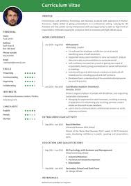 The curriculum vitae, also known as a cv or vita, is a comprehensive statement of your educational background, teaching, and research experience. How To Write A Killer Student Cv The Best Tips To Get You Hired Cvmaker Uk