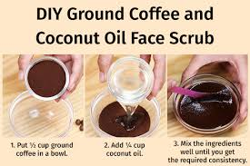 The coffee and lemon face mask is ideal for the oily skin. 4 Easy Diy Coffee Face Scrub Recipes For Glowing Skin
