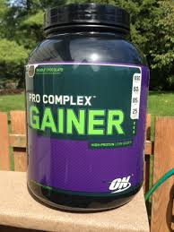 optimum nutrition pro plex weight gainer protein review