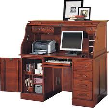 classy home furniture. furniture cherry roll top computer desk for classy home office design ideas