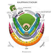 Sprint Center Detailed Seating Chart Kauffman Stadium Seating Chart With Seat Numbers Seating Chart