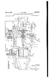 Jet engine drawing