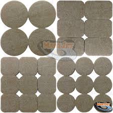 Buy Felt Furniture Scratch Protector Pads Self Adhesive online