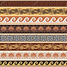 орнамент древней греции древний греческий орнамент бесшовный