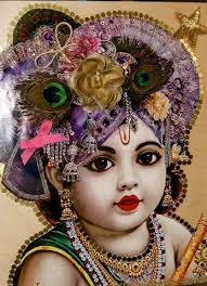 Image result for krishna baby