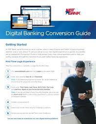 Digital Banking Conversion Guide