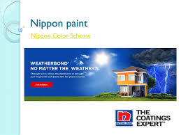 Nippon Color Scheme Nippon Paint Malaysia By Nippontpaint