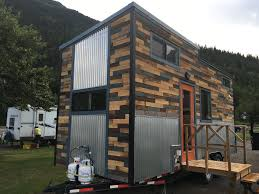 Small Picture The Parks by Hummingbird Micro Homes Fernie BC Tiny House