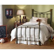 Quati Twin Bed Twin Beds Wesley Allen Outlet Discount Furniture