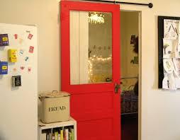good interior sliding barn door interior barn doors for homes ideas fabulous red diy sliding barn