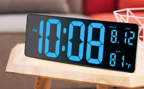 top 12 best digital wall clocks in 2020