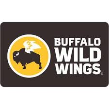 Buffalo Wild Wings Gift Card (email Delivery) : Target