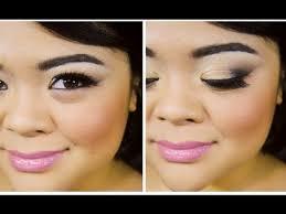black gold y eye makeup tutorial mac l oreal eye shadows villabeautifful you