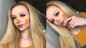 scarecrow makeup tutorial 2017