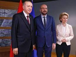 Türkei: Ursula von der Leyen nach Treffen mit Erdogan besorgt - trotzdem  macht die EU Zugeständnisse