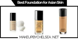 best foundation for asian skin of 2019