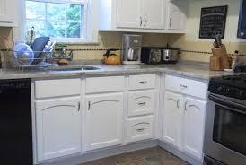 Kitchen Refinishing Refinishing Kitchen Countertops Yourself Refinish Stained Kitchen