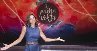 La prima volta debutta oggi su Rai 1, le anticipazioni: Cristina Parodi  torna alla domenica