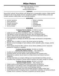 Automotive Service Advisor Resume Nguonhangthoitrang Net