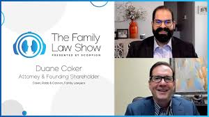 Duane Coker of Coker, Robb & Cannon   The Family Law Show - YouTube