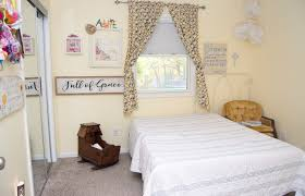 if you want a simple and sweet style for your girl s bedroom decor then come take