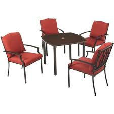 pacific cal n 5pc sienna dining set 183 s50 5d poly
