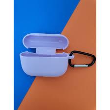 Case chống sốc bảo vệ cho tai nghe bluetooth Airpods, Airpods Pro, I11,  I12, I16, I27, I27 Pro có móc khóa loại 1 - Đệm và Nút Tai Nghe