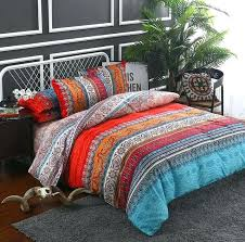 ethnic bedding ethnic style bohemian bedding mandala duvet cover bedding set queen size double bed quilts bedclothes