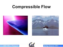 compressibility examples. 1 compressible flow compressibility examples