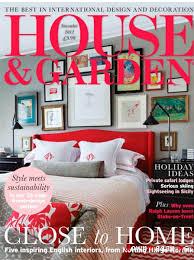 house and garden magazine. Contemporary Magazine House And Garden UK Magazine  November 2012 On And A