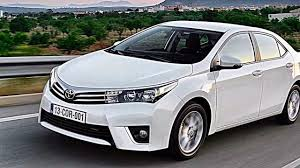 Toyota Corolla Review 2015