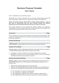 Informal Proposal Adorable Informal Proposal Format Template Informal Proposal Writing Sample
