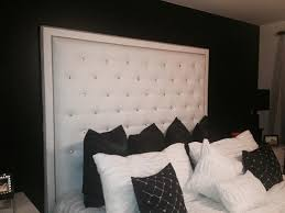 tufted headboard with rhinestone buttons. Perfect Rhinestone Image 0 With Tufted Headboard Rhinestone Buttons O