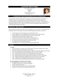 Educational Consultant Resume Examples Example Education Cv