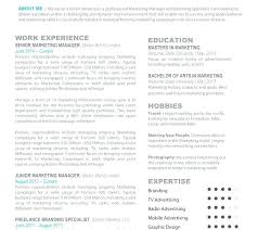 Resume Templates Word For Mac Cool Resume Template Word Mac Also