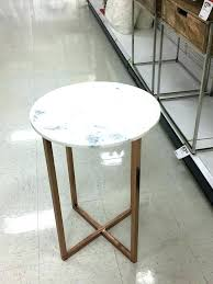 round marble top end table small marble top table appealing marble top accent table best ideas