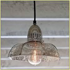 mercury glass chandelier lamp shades