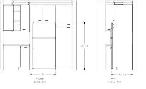 Refrigerator Sizes Cubic Feet Wanamakerbuilding Com