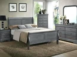 decoration: Grey Wood Bedroom Furniture