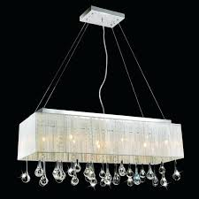 crystal chandelier drum shade furniture drum shade crystal chandelier stylish extraordinary white