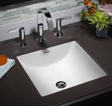 undermount square bathroom sink. Interior Design For Undermount Rectangular Sinks The Bathroom With A Small Size Square Sink C