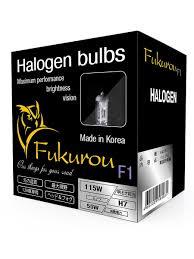 <b>Лампа</b> F1 <b>H7</b> 12V <b>55W</b> (115W) 2 шт. Fukurou 9344287 в интернет ...