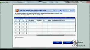 Quickbooks Personal Finance Chart Of Accounts Quickbooks For Personal Finances Express Start