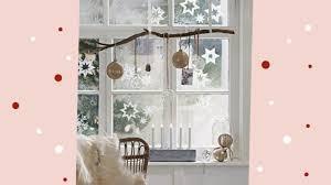 Große Fenster Weihnachtlich Dekorieren 16 Fensterdeko Ideen Zu Weihnachten